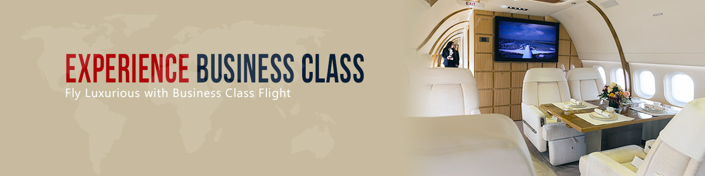 Business Class Flight