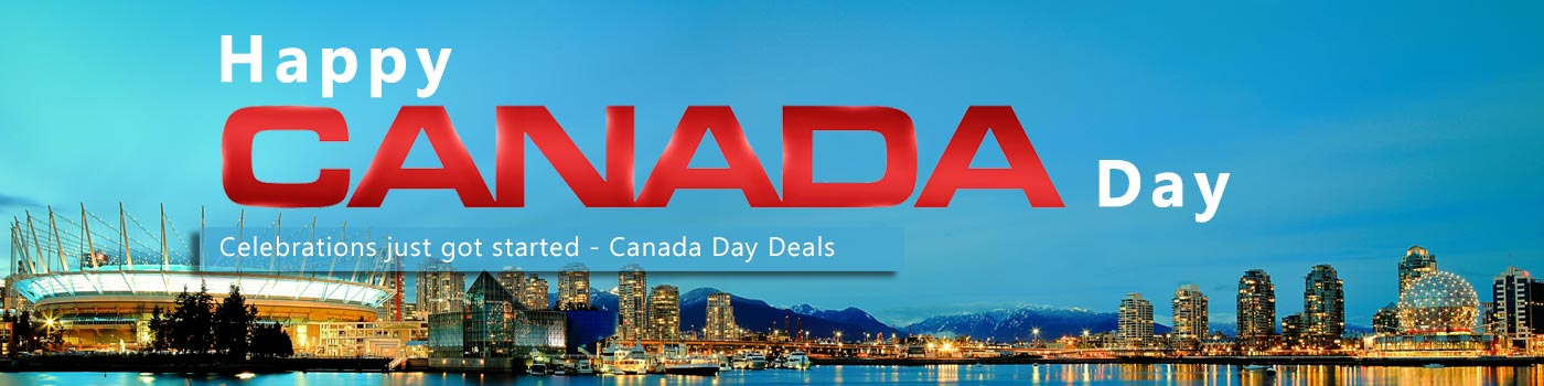 Canada Day Flight Deals