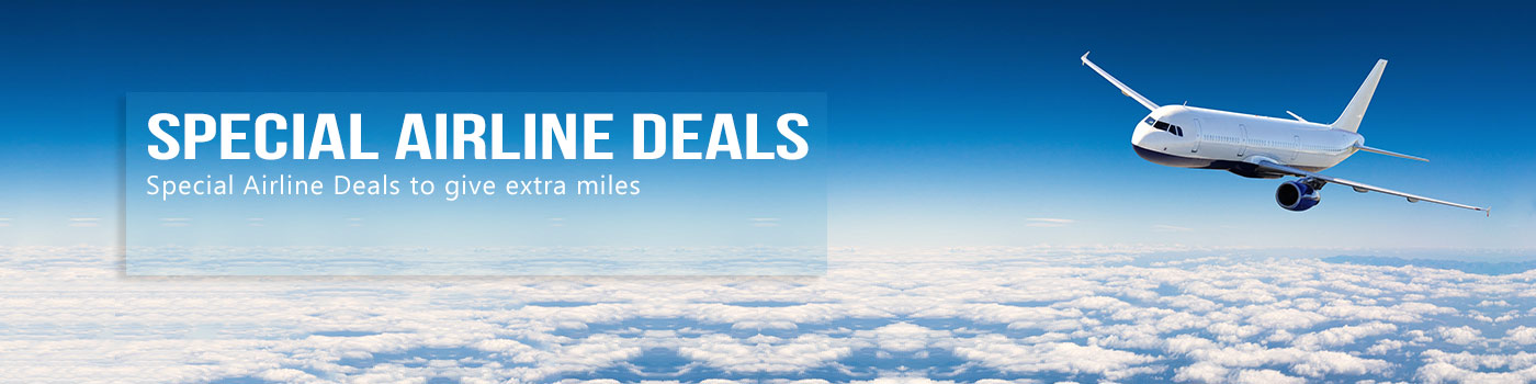 Airline Special Deals