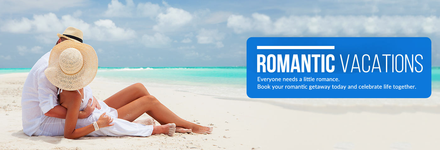 Cheap romantic weekend getaways package for couples for Best weekend vacations for couples