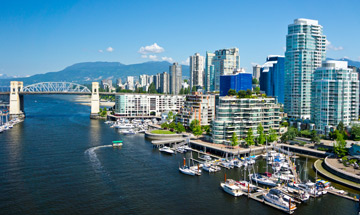 Vancouver Vacation Package