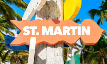 St. Martin Vacation Package