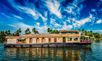 Romantic Kerala Vacation Package BookOtrip