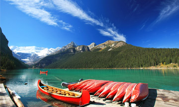 Western Canada Vacation Package
