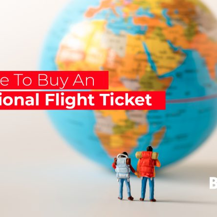 Best Time To Buy An International Flight Ticket