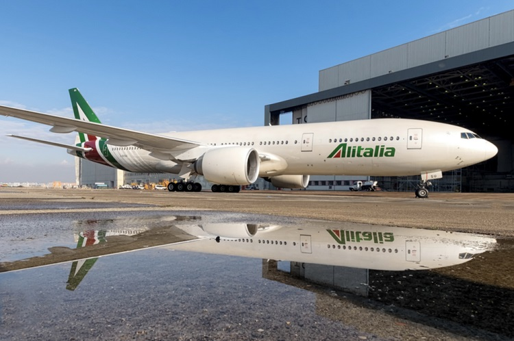 Alitalia International Airlines- flights to Delhi