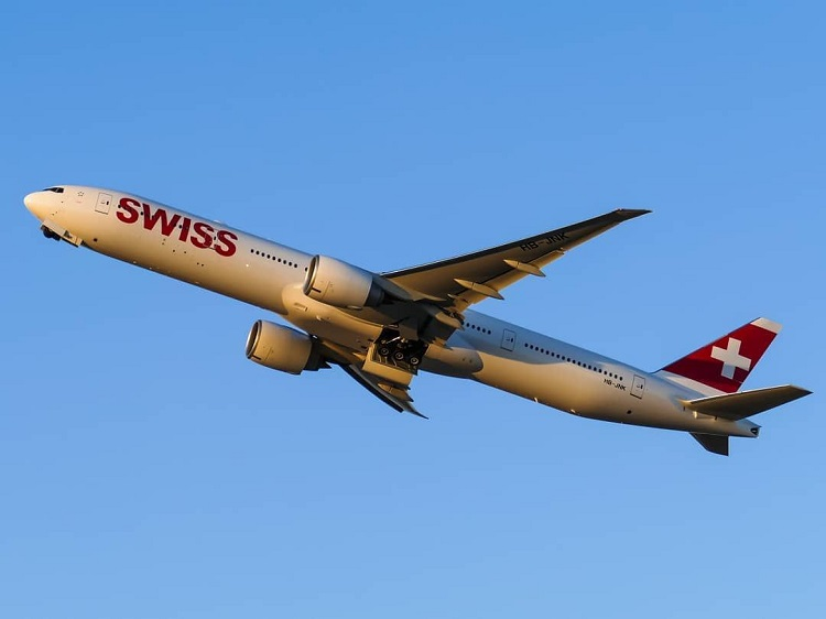 Swiss International Airlines- cheap flights to delhi