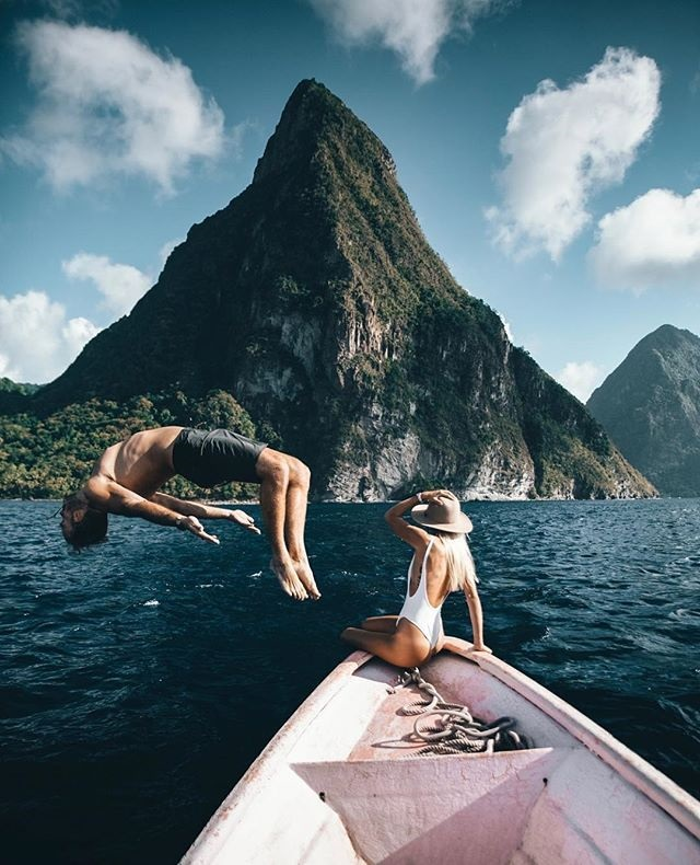 St Lucia couples getaway