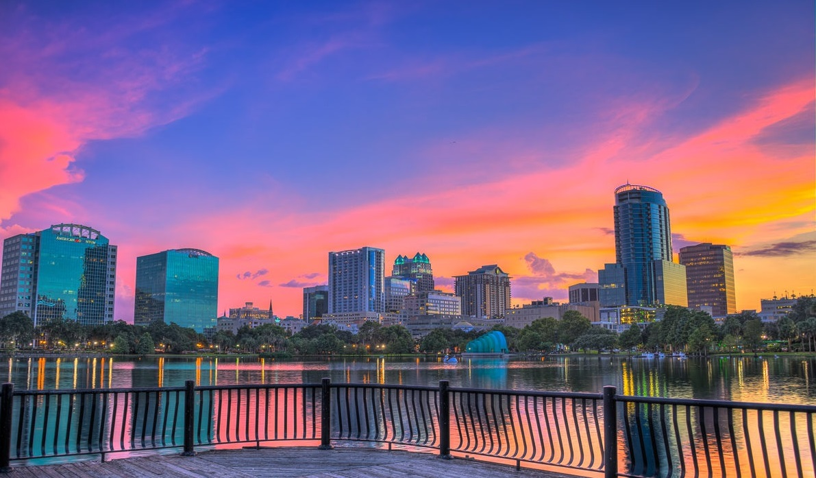 Visit Orlando with cheap flights from Canada