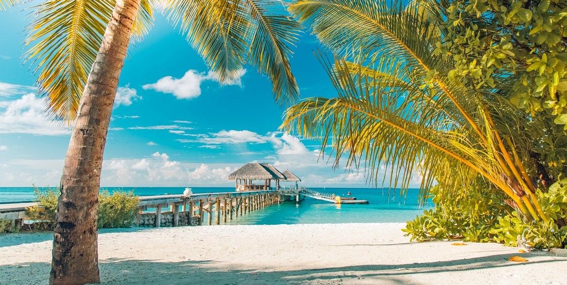 Caribbean Island Solo female travel destination for international women's day 2020