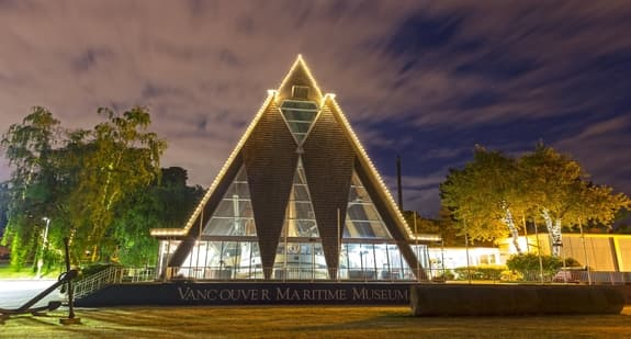Vancouver-attractions-Maritime-Museum