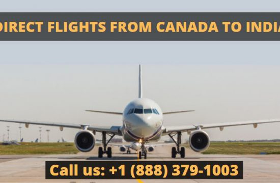 canada to india direct flight