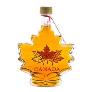 Maple leaf is the best things to buy in Canada